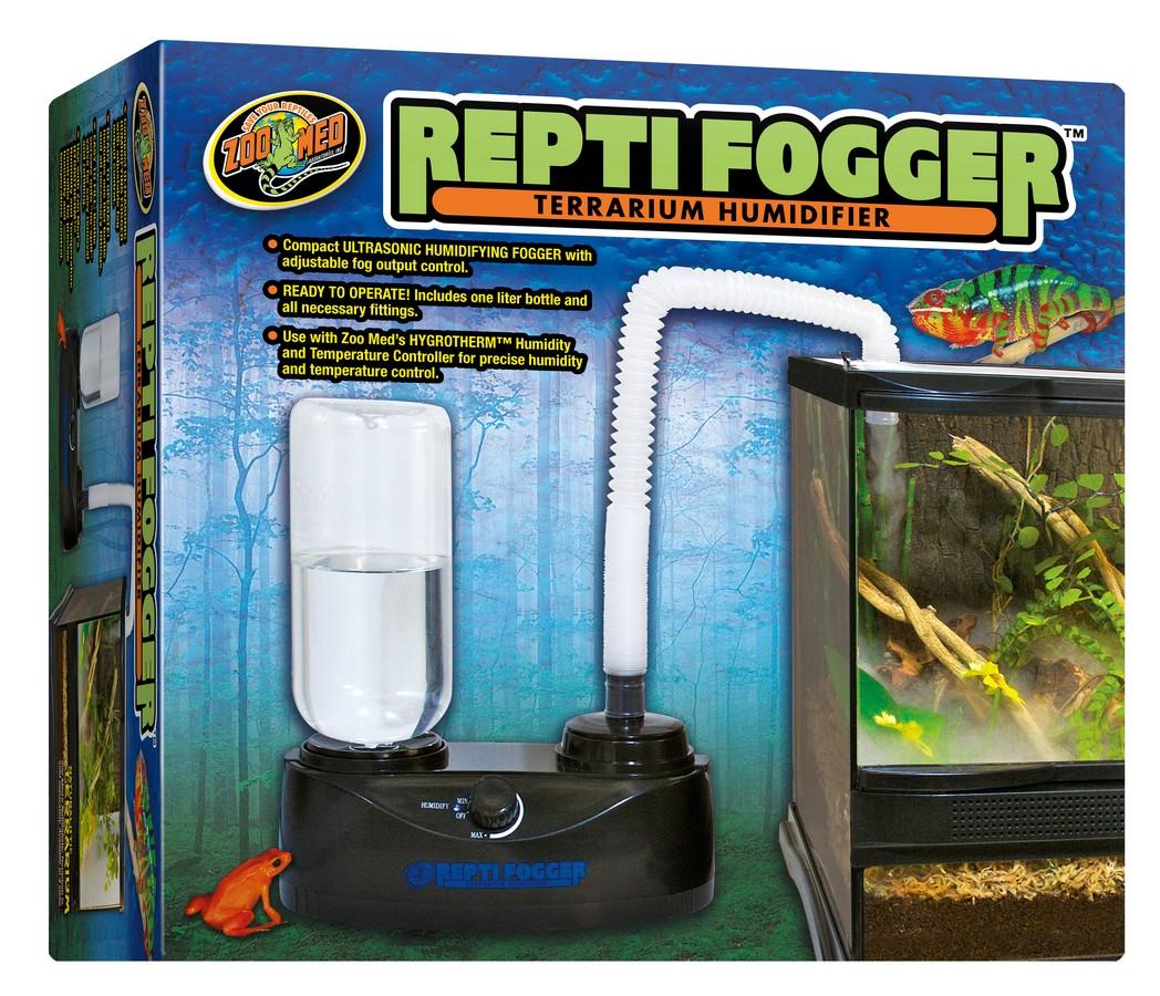 Repti Fogger Terrarium Humidifier Zoo Med Laboratories Inc