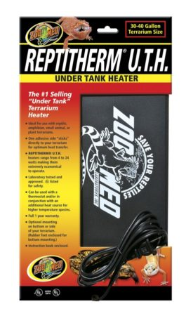ReptiTherm® Under Tank Heater (U.T.H.)