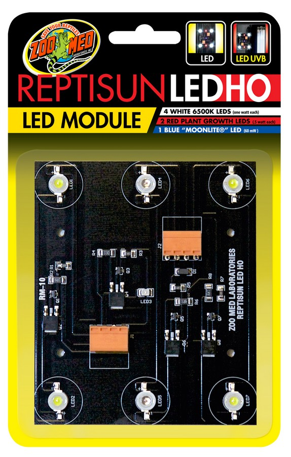 Reptisun 174 Led Ho Led Module Zoo Med Laboratories Inc