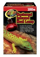 Nocturnal Infrared Heat Lamp Zoo Med Laboratories Inc