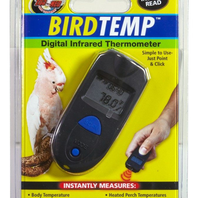 BirdTemp™ Digital Infrared Thermometer