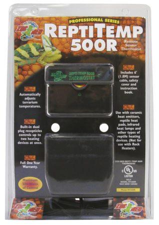 ReptiTemp® 500R Remote Sensor Thermostat