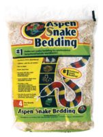 Aspen Snake Bedding Zoo Med Laboratories Inc