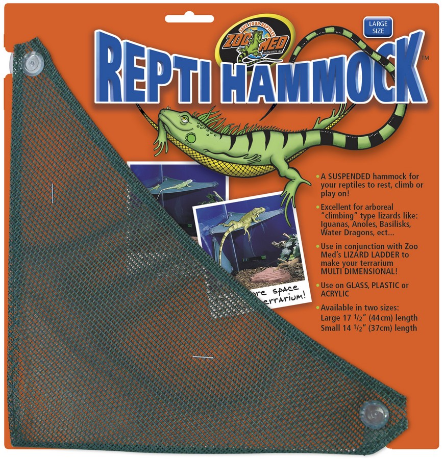 Repti Hammock Zoo Med Laboratories Inc