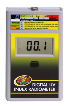 Digital UV Index Radiometer