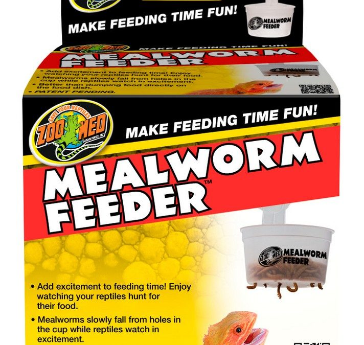 Mealworm Feeder™
