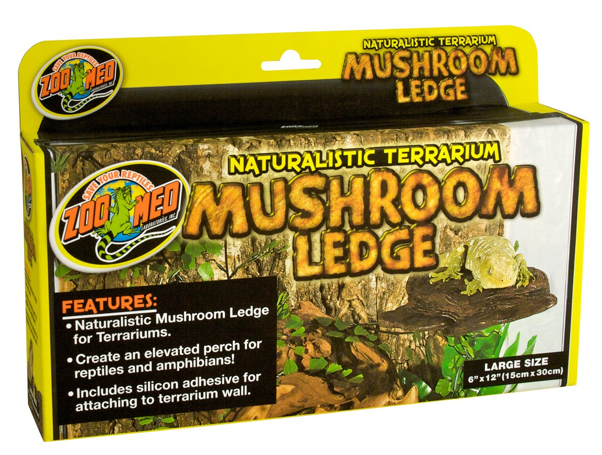 Mushroom Ledge Zoo Med Laboratories Inc