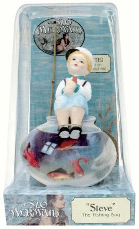 The Fishing Boy (Steve)