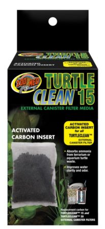 Turtle Clean™ 15 Activated Carbon Insert