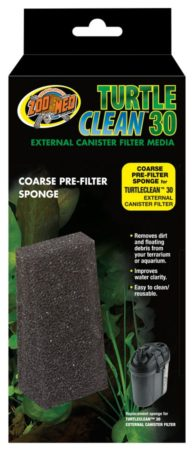 Turtle Clean™ 30 Coarse Pre-Filter Sponge