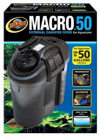 Macro™ 50 External Canister Filter
