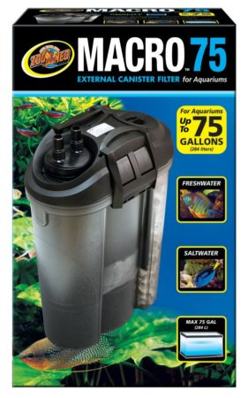 Macro™ 75 External Canister Filter