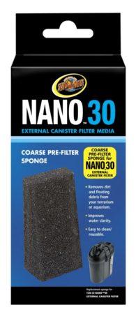 Nano™ 30 Coarse Pre-Filter Sponge