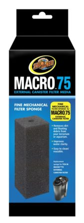 Macro™ 75 Fine Mechanical Filter Sponge