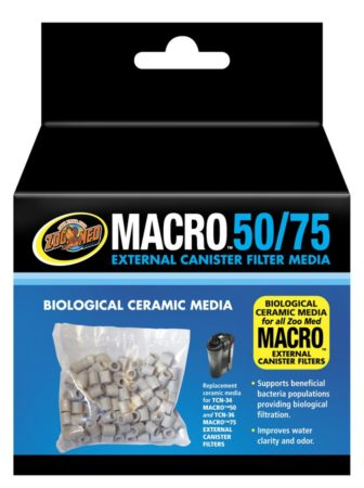 Macro™ 50/75 Biological Ceramic Media
