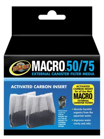 Macro™ 50/75 Activated Carbon Insert