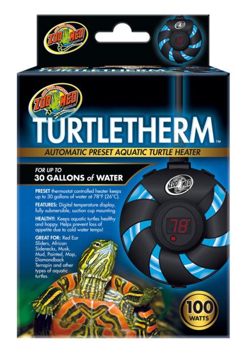 Turtletherm Automatic Preset Aquatic Turtle Heater Zoo