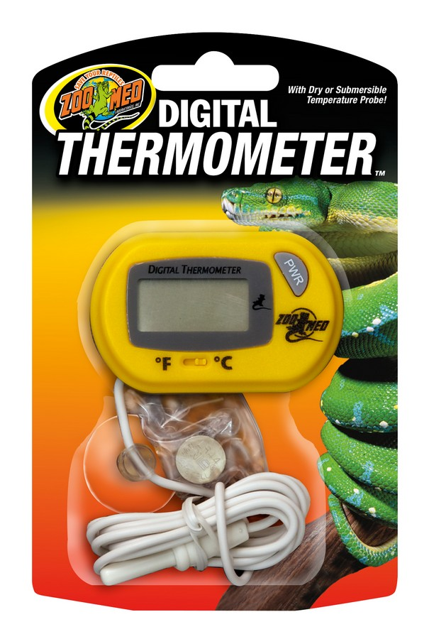 digital temperature probe digital thermometer zoo med laboratories inc