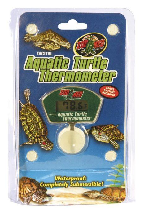 Aquatic Turtle Thermometer Zoo Med Laboratories Inc