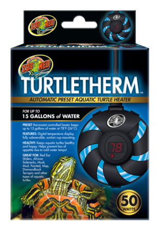 TurtleTherm™ Automatic Preset Aquatic Turtle Heater