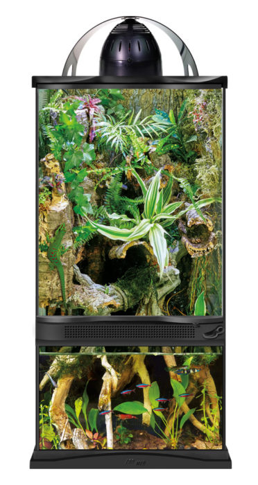 Terraeffects Nano Led With Sound Zoo Med Laboratories Inc