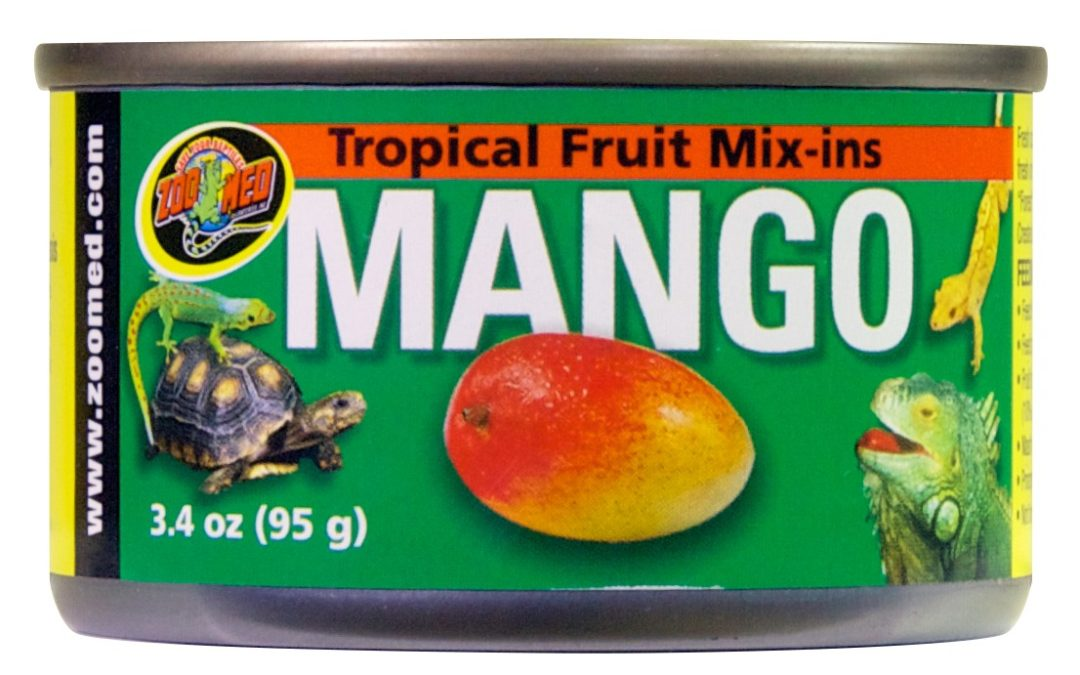 Tropical Fruit Mix-ins Mango