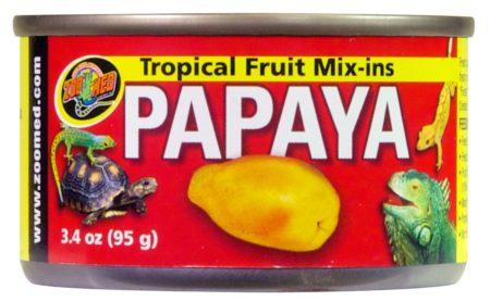 Tropical Fruit Mix-ins Papaya