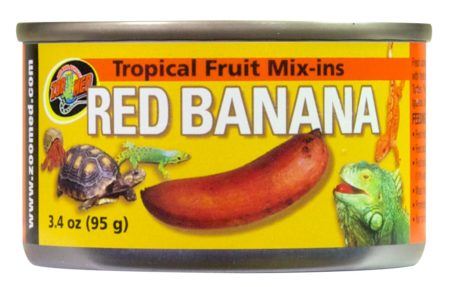 Tropical Fruit Mix-ins Red Banana