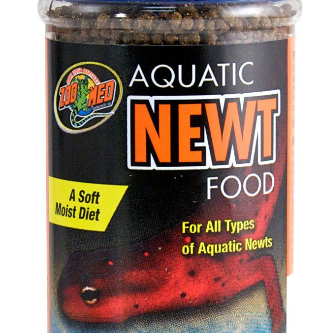 Aquatic Newt Food