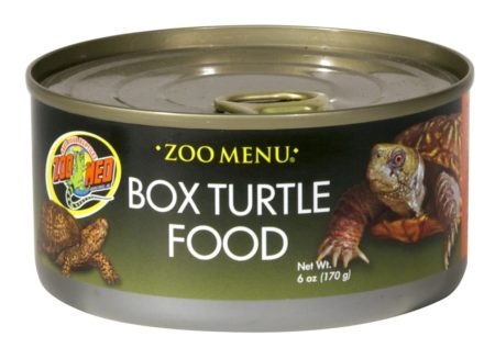 Zoo Menu® Box Turtle Food