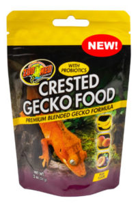 Crested Gecko Food