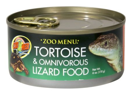 Zoo Menu® Tortoise & Omnivorous Lizard Food