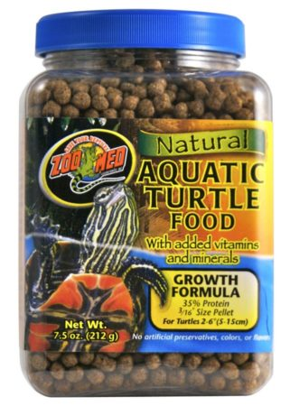 Natural Aquatic Turtle Food - Growth Formula