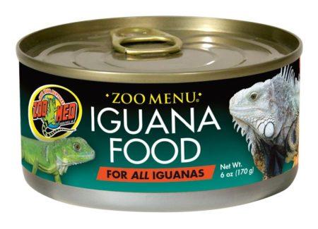 Zoo Menu® Iguana Food