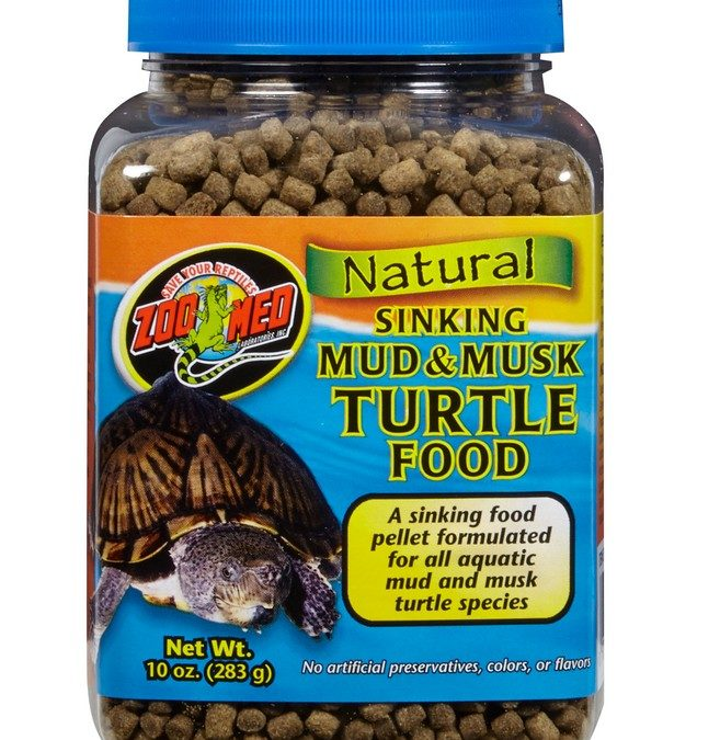 Natural Sinking Mud & Musk Turtle Food