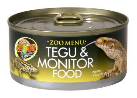 Zoo Menu® Tegu & Monitor Food