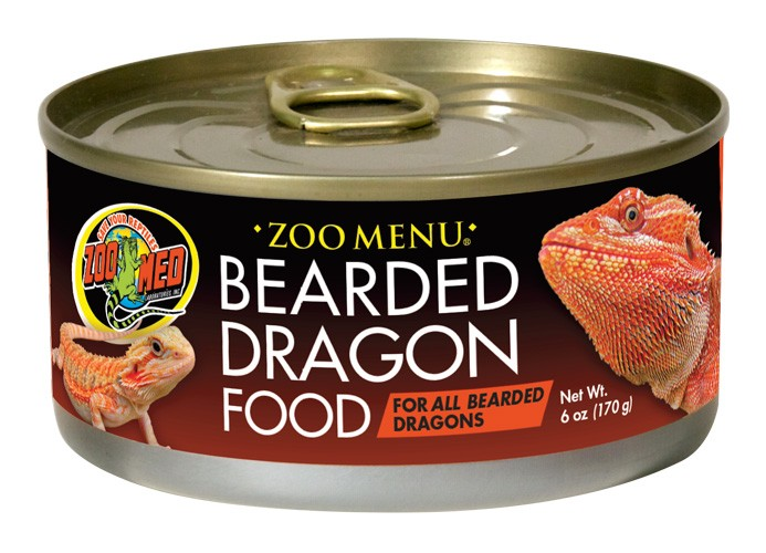 Zoo Menu® Bearded Dragon Food