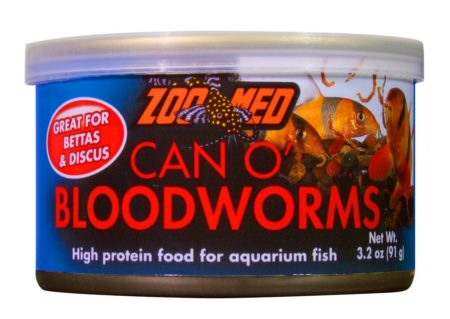 Can O' Bloodworms