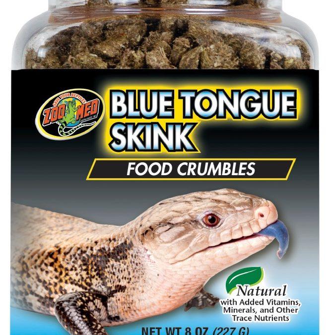 Blue Tongue Skink Food Crumbles
